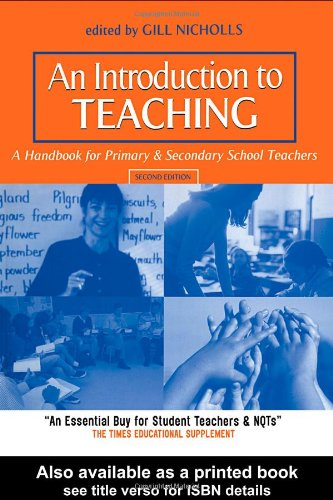 Learning to Teach: A Handbook for Primary and Secondary School Teachers, 2nd Edition
