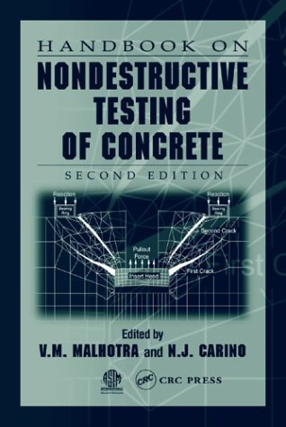 Handbook on Nondestructive Testing of Concrete