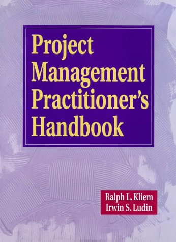 Project management practitioners handbook