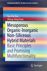 Mesoporous Organic-Inorganic Non-Siliceous Hybrid Materials: Basic Principles and Promising Multifunctionality