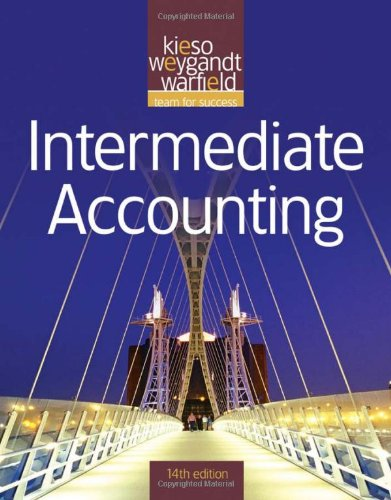 Intermediate Accounting, 14th Edition