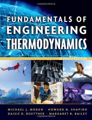 Fundamentals of Engineering Thermodynamics, Seventh Edition