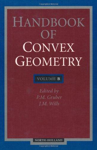 Handbook of Convex Geometry. Part B