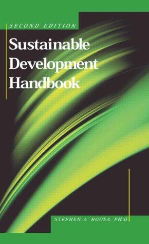 Sustainable Development Handbook, Second Edition