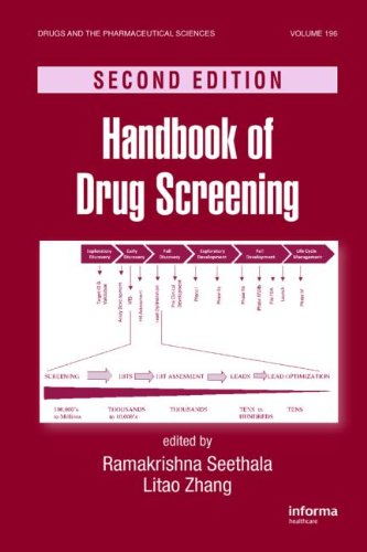 Handbook of Drug Screening, 2nd Edition (Drugs and the Pharmaceutical Sciences)