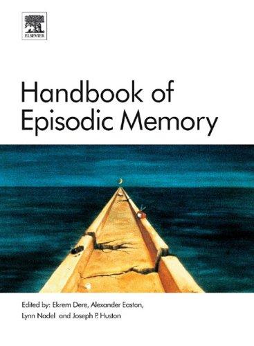 Handbook of Episodic Memory