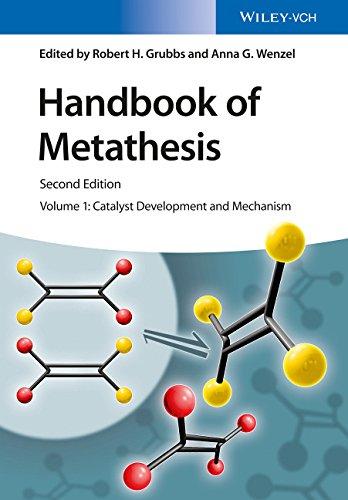 Handbook of Metathesis v1: Catalyst Development and Mechanism