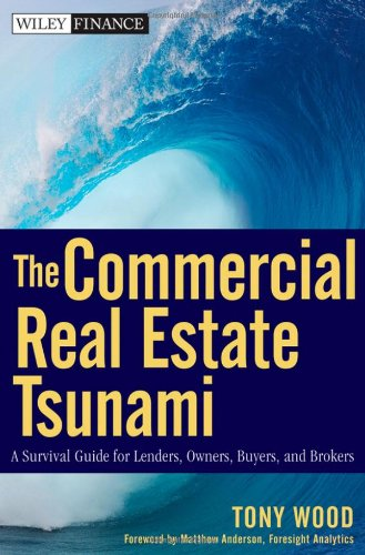 The Commercial Real Estate Tsunami: A Survival Guide for Lenders, Owners, Buyers, and Brokers (Wiley Finance)