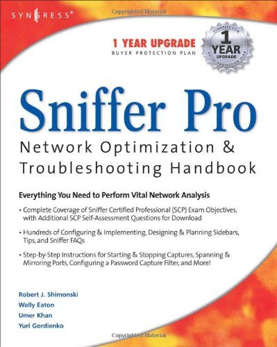 Sniffer Pro: Network Optimization and Troubleshooting Handbook