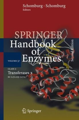 Class 2 Transferases X: EC 2.7.1.113 - 2.7.5.7 (Springer Handbook of Enzymes)