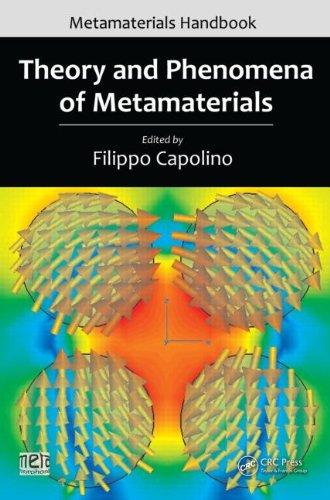 Theory and Phenomena of Metamaterials (Metamaterials Handbook)