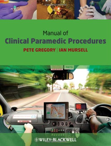 Manual of Clinical Paramedic Procedures