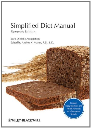 Simplified Diet Manual, 11th Edition