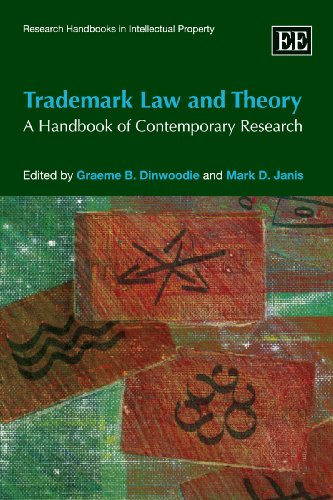 Trademark Law and Theory: A Handbook of Contemporary Research (Research Handbooks in Intellectual Property)
