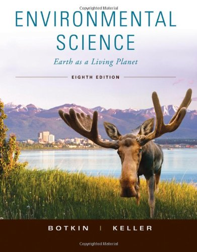 Environmental science botkin and keller 8th edition