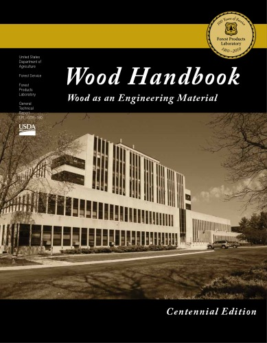 Wood Handbook 2010 - Wood as an Engineering Material