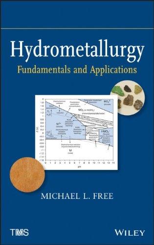 Hydrometallurgy: Fundamentals and Applications
