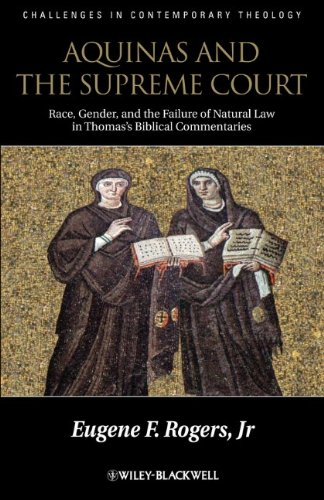 Aquinas and the Supreme Court: Biblical Narratives of Jews, Gentiles and Gender