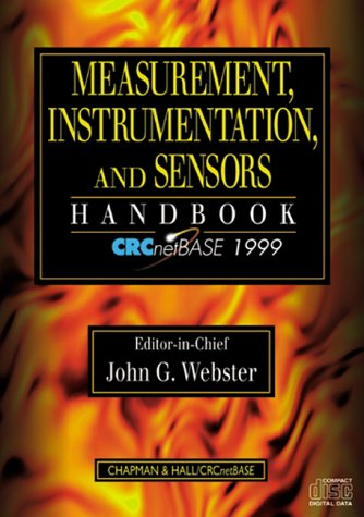 The Measurement, Instrumentation and Sensors Handbook on CD-ROM