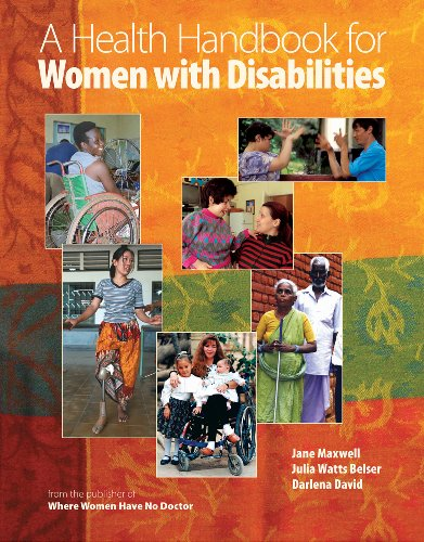 A Health Handbook for Women with Disabilities