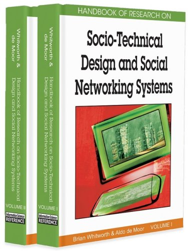 Handbook of Research on Socio-Technical Design and Social Networking Systems (2-Volumes)