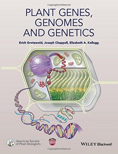 Plant genes, genomes, and genetics
