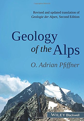 Geology of the Alps : revised and updated translation of Geologie der Alpen, second edition