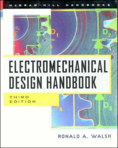 Electromechanical design handbook