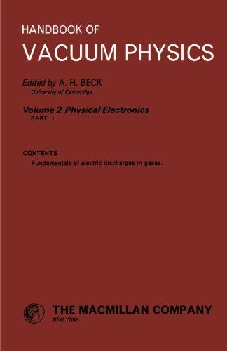 Physical Electronics. Handbook of Vacuum Physics