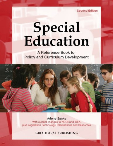 Special Education: A Reference Handbook