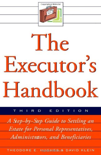 The Executors Handbook,3rd Edition