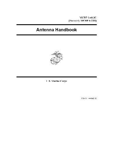 Antenna Handbook MCRP 3-40.3C