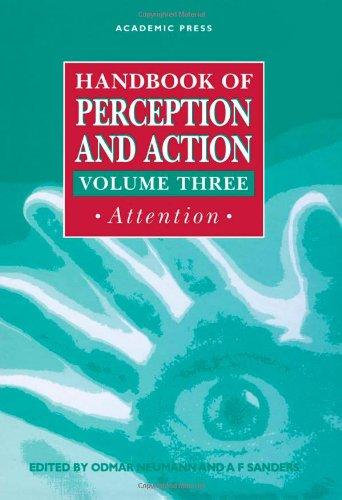 Handbook of Perception and Action,Volume 3