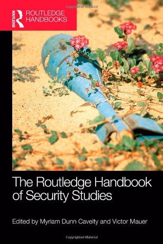 The Routledge Handbook of Security Studies(Routledge Handbooks)