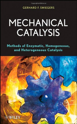 Mechanical Catalysis: Methods of Enzymatic, Homogeneous, and Heterogeneous Catalysis