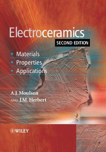 Electroceramics: Materials, Properties, Applications, Second Edition