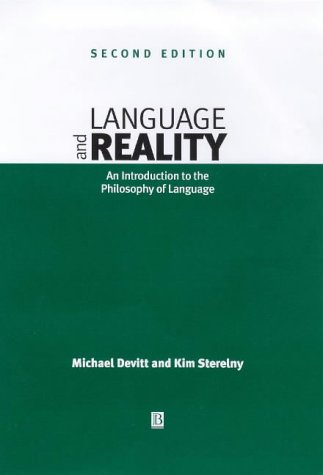 Language and Reality: Introduction to the Philosophy of Language