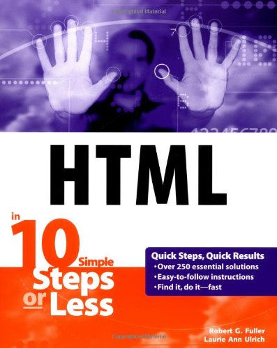 HTML in 10 Steps or Less