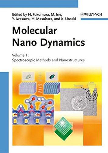 Molecular Nano Dynamics volume I: Spectroscopic Methods and Nanostructures