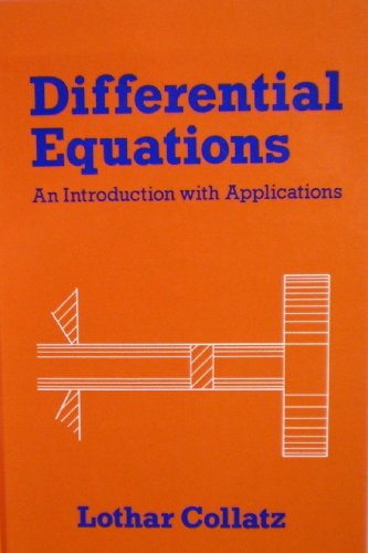 Differential Equations: An Introduction with Applications