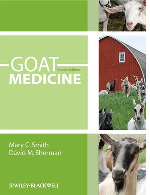 Goat Medicine, Second Edition