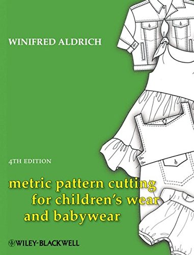 Metric pattern cutting for childrens wear and babywear : from birth to 14 years