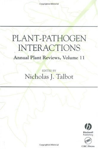 Plant-Pathogen Interactions Annual Plant Reviews v11