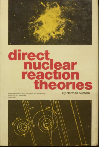 Direct Nuclear Reaction Theories