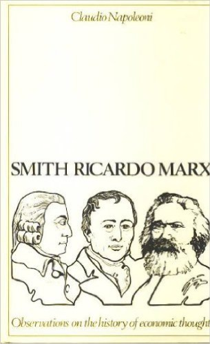 Smith, Ricardo, Marx