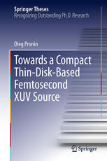 Towards a Compact Thin-Disk-Based Femtosecond XUV Source