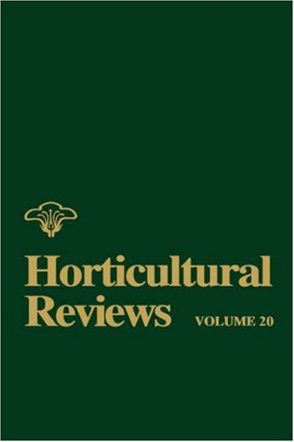 Horticultural Reviews (Volume 20)