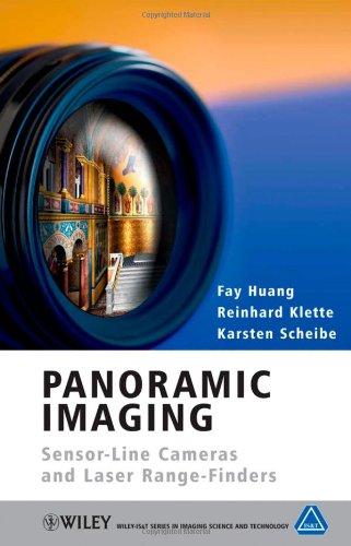 Panoramic Imaging. Sensor-line cameras and laser range-finders
