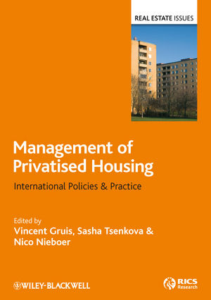 Management of Privatised Housing: International Policies & Practice