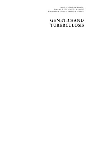 Genetics and Ttuberculosis - Novartis